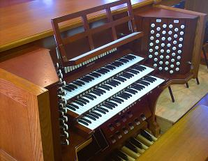 Pictures of Pipe Organs